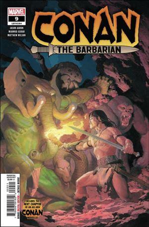 Conan the Barbarian (2019) 9-A