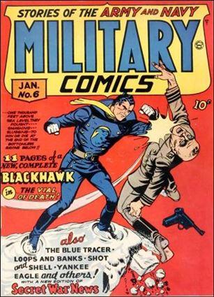 Military Comics 6-A