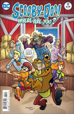 Scooby-Doo, Where Are You? (2010) 72-A