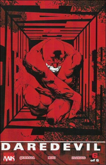 Daredevil: Father 6-A by Marvel