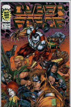 Cyberforce (1993) 1-C