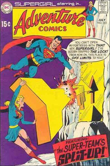 Adventure Comics (1938) 382-A by DC