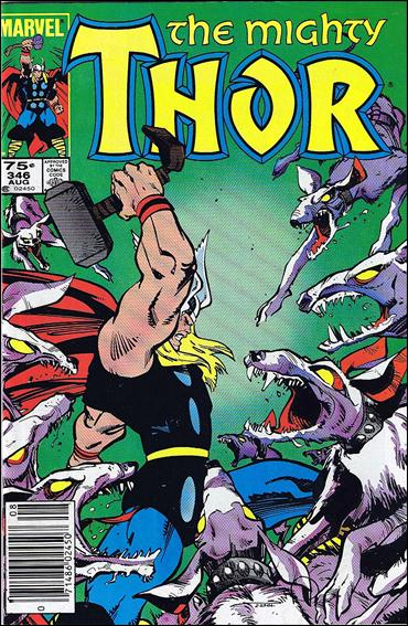 Thor (1966) 346-B by Marvel