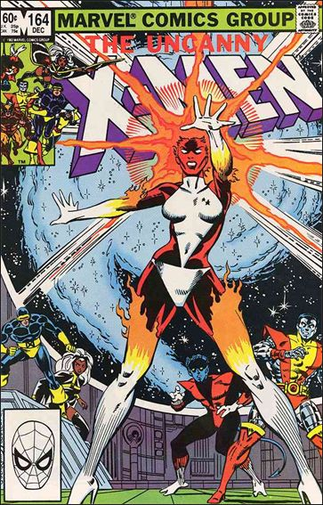 Uncanny X-Men (1981) 164-A by Marvel