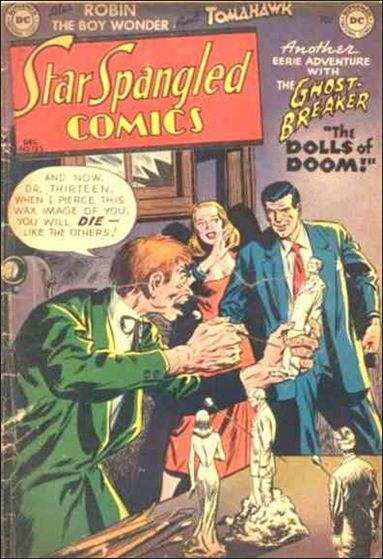 Star Spangled Comics (1941) 123-A by DC