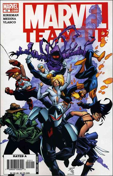 Marvel Team-Up (2005) 15-A by Marvel