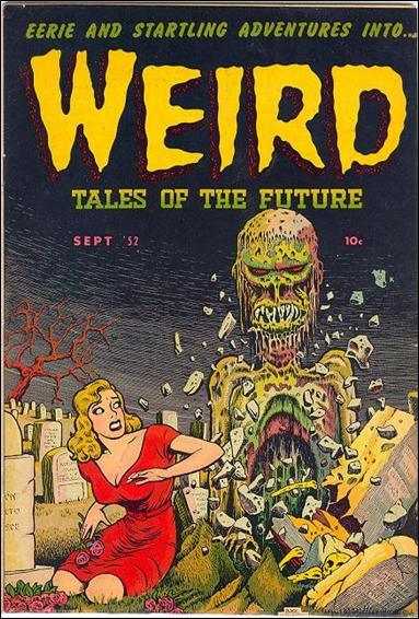 Weird Tales of the Future 3-A by Aragon Publishing