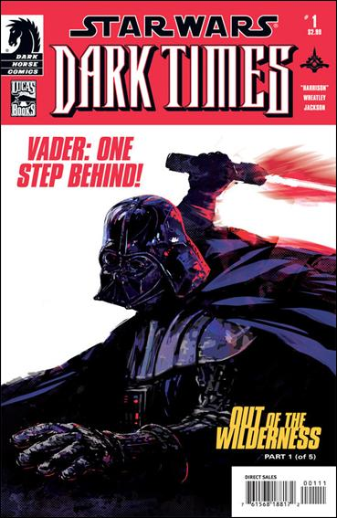 Star Wars: Dark Times - Out of the Wilderness 1-A by Dark Horse