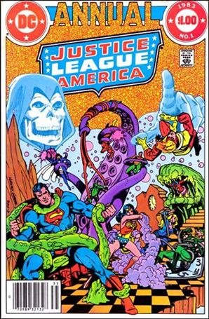 Justice League of America Annual 1-A