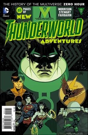 Multiversity: Thunderworld 1-D
