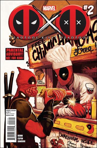 Deadpool Kills Deadpool 2-A by Marvel