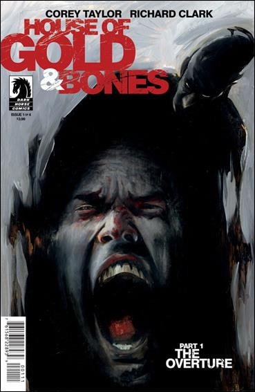 House of Gold & Bones 1-A by Dark Horse