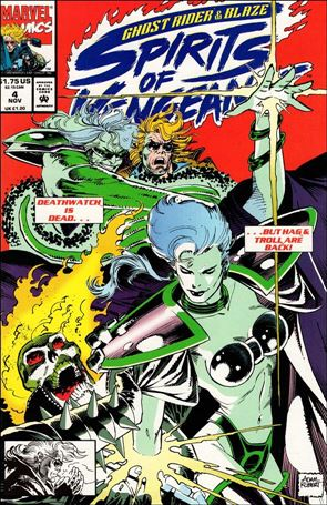 Ghost Rider/Blaze: Spirits of Vengeance 4-A