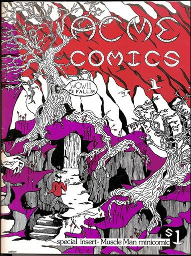 Acme Comics 5-A by Fandom House