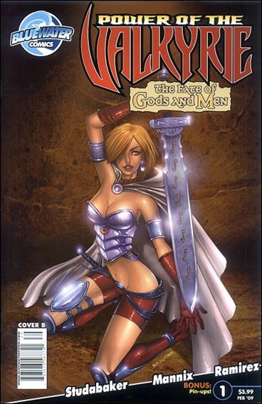 Power of the Valkyrie (2009) 1-B by Bluewater Comics
