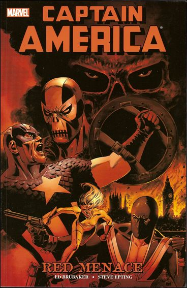 Captain America: Red Menace 2-A by Marvel