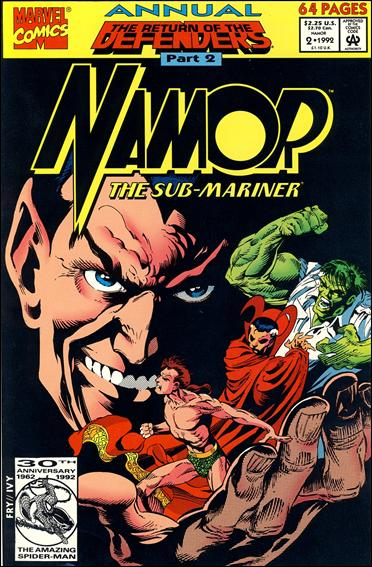 Namor, The Sub-Mariner Annual 2-A by Marvel