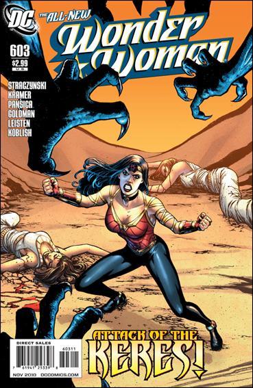 Wonder Woman (1942) 603-A by DC