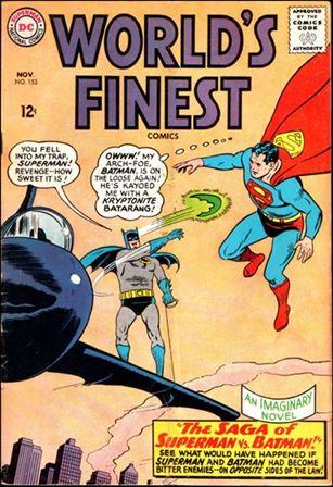 World's Finest Comics 153-A