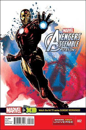 Marvel Universe Avengers Assemble Season 2 2-A