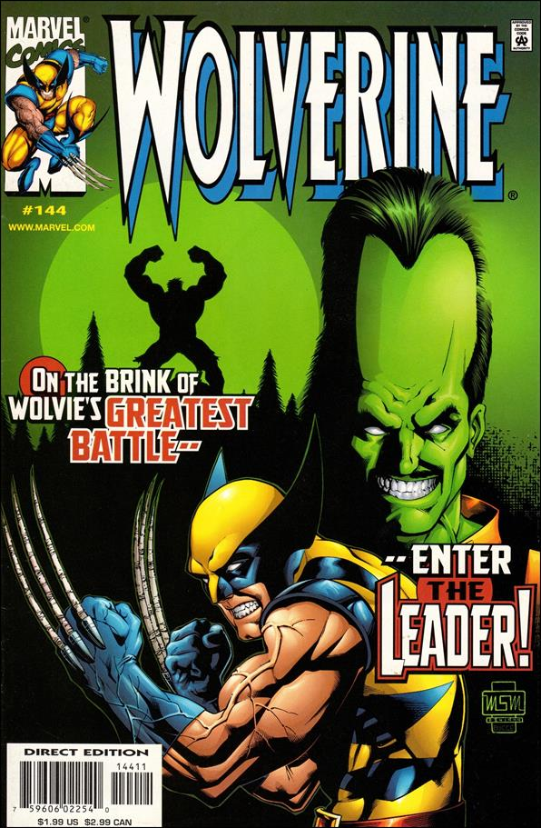 Wolverine (1988)  144-A by Marvel