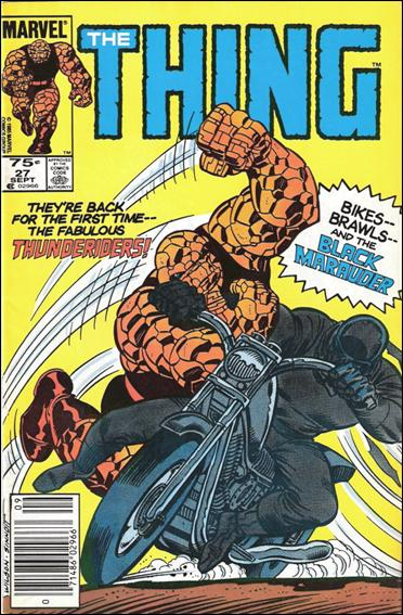 Thing (1983) 27-B by Marvel