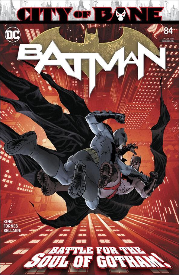 Batman (2016) 84-A by DC