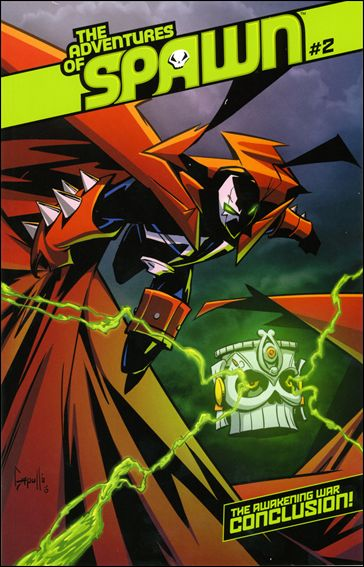 Adventures of Spawn 2-A by Image