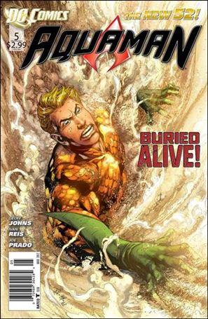 Aquaman (2011) 5-A