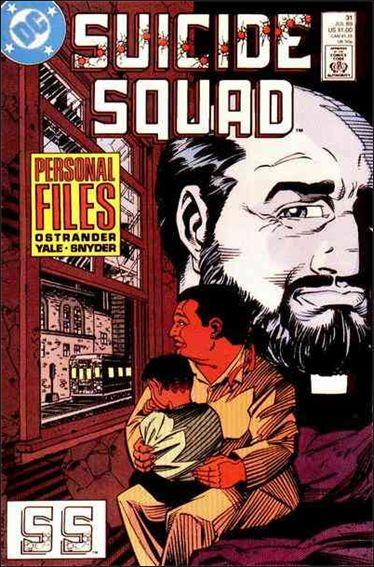 Suicide Squad (1987) 31-A by DC