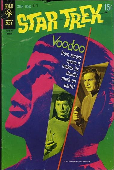 Star Trek (1967) 7-A by Gold Key