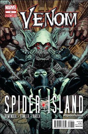 Venom (2011) 8-A