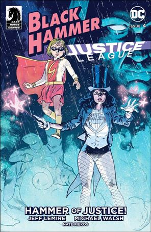 Black Hammer/Justice League: Hammer of Justice! 4-A