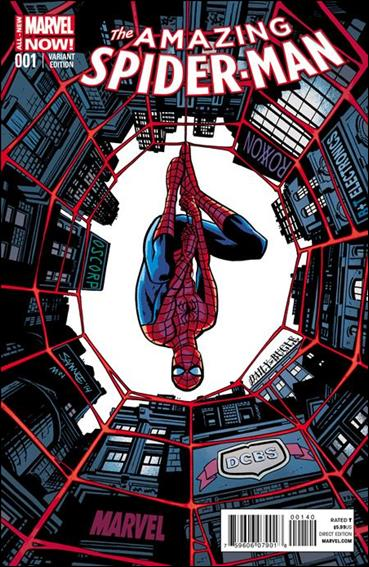 Amazing Spider-Man (2014) 1-PE by Marvel