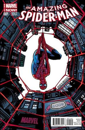 Amazing Spider-Man (2014) 1-PE