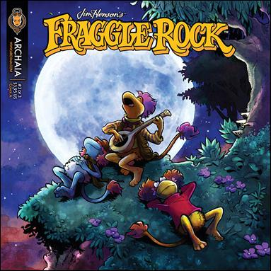 Fraggle Rock (2010) 3-A by Archaia