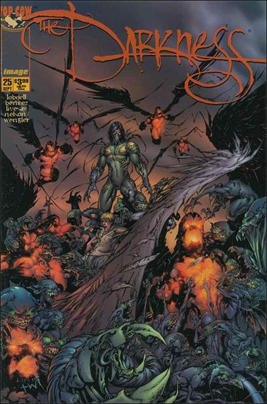 Darkness (1996) 25-A by Top Cow