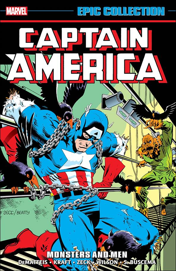 Captain America: Epic Collection 10-A by Marvel