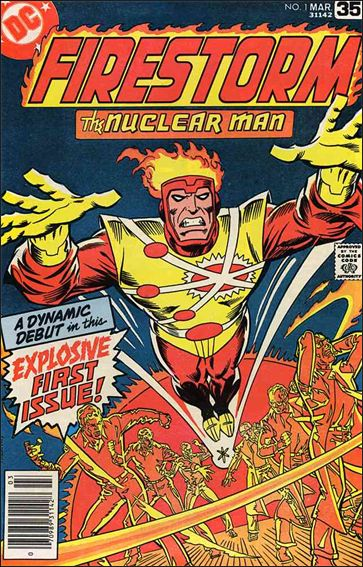 Firestorm (1978) 1-A by DC