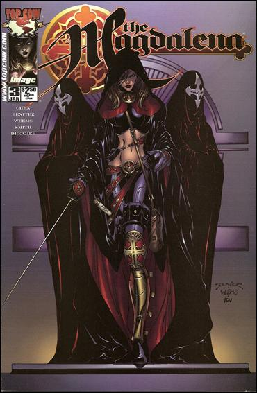 Magdalena (2000) 3-A by Top Cow