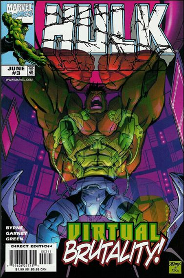 Hulk (1999) 3-A by Marvel