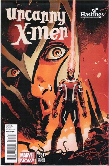 Uncanny X-Men (2013) 1-H by Marvel