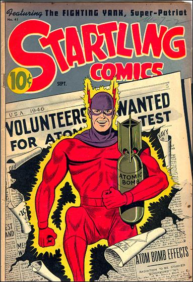 Startling Comics (1940) 41-A by Nedor