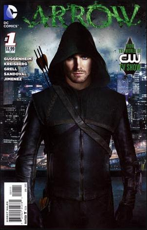 Arrow (2013) 1-A by DC