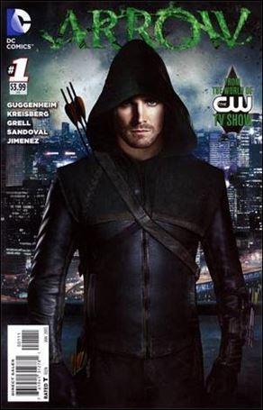 Arrow (2013) 1-A