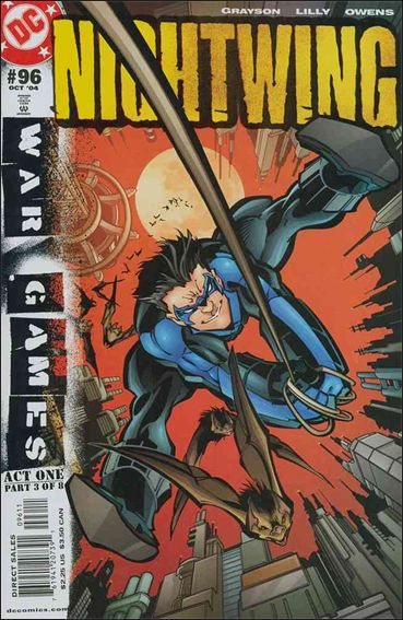 Nightwing (1996) 96-A by DC