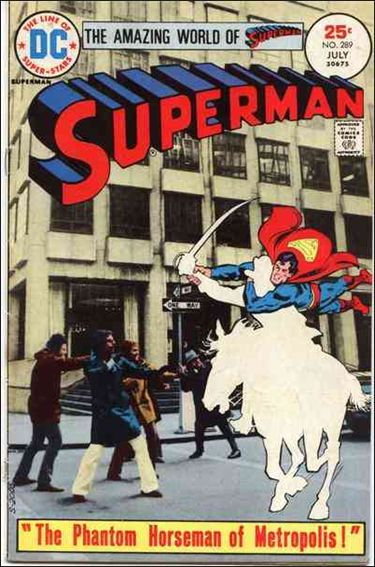 Superman (1939) 289-A by DC