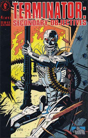 Terminator: Secondary Objectives 4-A by Dark Horse