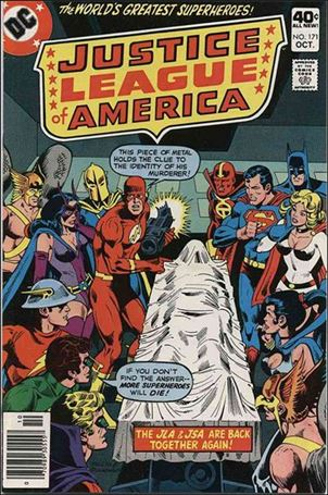 Justice League of America (1960) 171-A