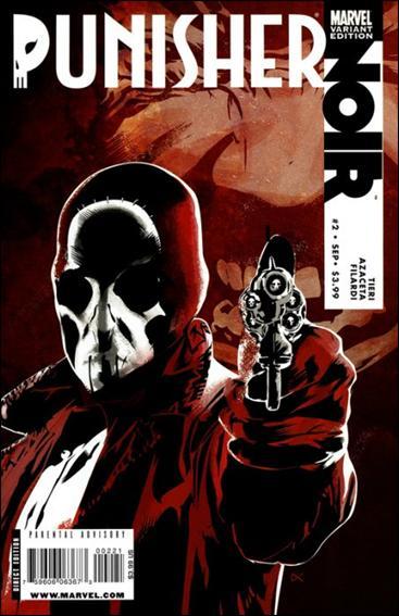 Punisher Noir 2-B by Marvel